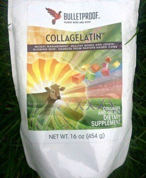 Bulletproof CollaGelatin bag