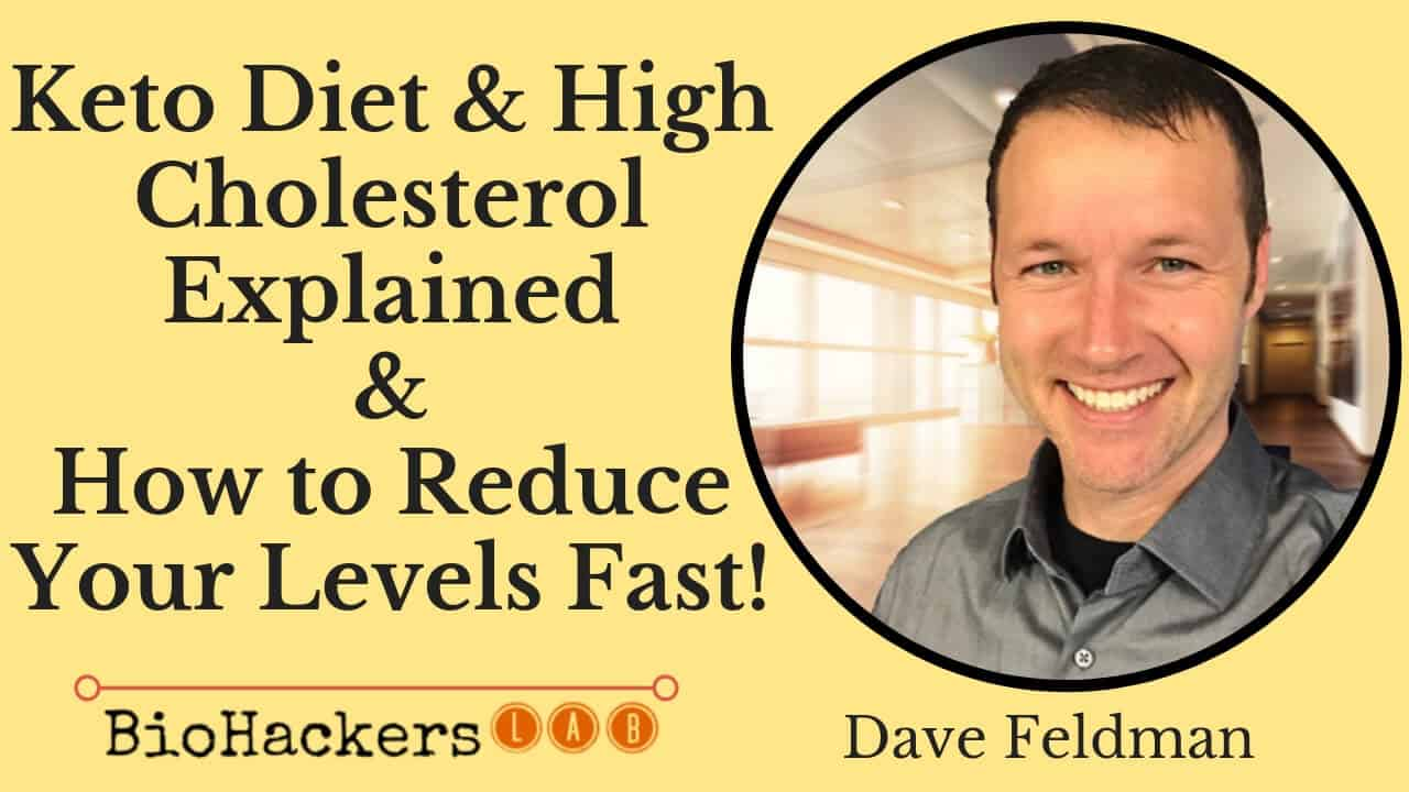 how to lower cholesterol on a ketogenic diet