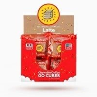 goCubes chewable coffee