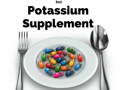 3 Best Potassium Supplements for a Ketogenic Diet 2017