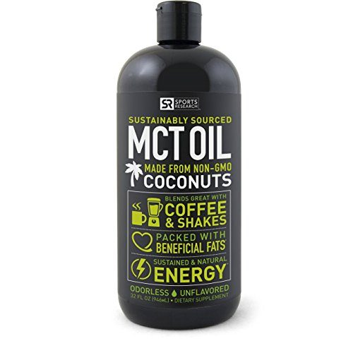 5 Best Mct Oils For Keto 2018 Reviews Amp Buyers Guide