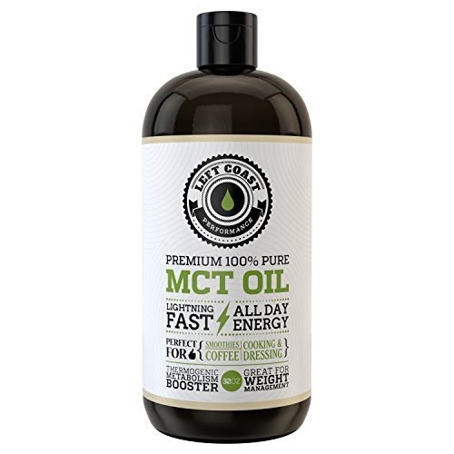 5 Best MCT Oils For Keto 2019 (Reviews & Buyers Guide