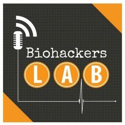 Biohackers Lab Podcast Logo