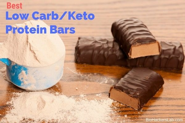 7 Best Low Carb (Keto Friendly) Protein Bars 2019 (Reviews & Buyers