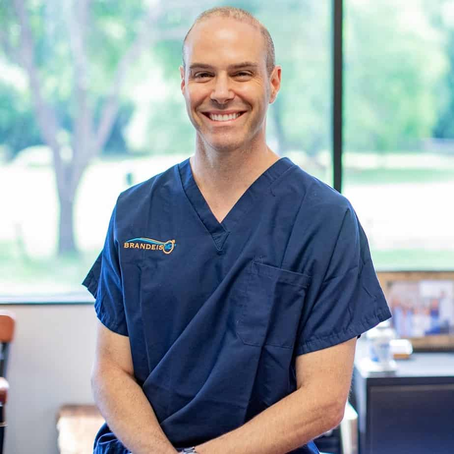 Dr Judson Brandeis