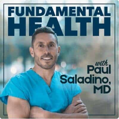 Fundamental health podcast logo