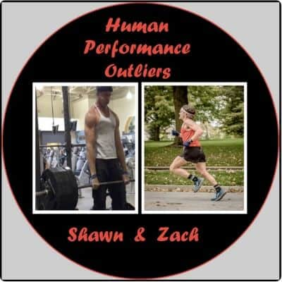 Human perfromance outliers podcast logo