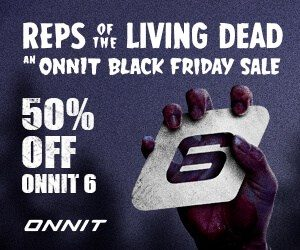 Onnit Cyber Monday sale
