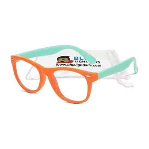 Blue Light Kids Glasses examples
